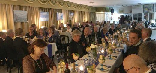 Acociacion Finlandesa Costa del Sol –yhdistys järjesti näyttävän itsenäisyyspäiväjuhlan 100 vieraalle.