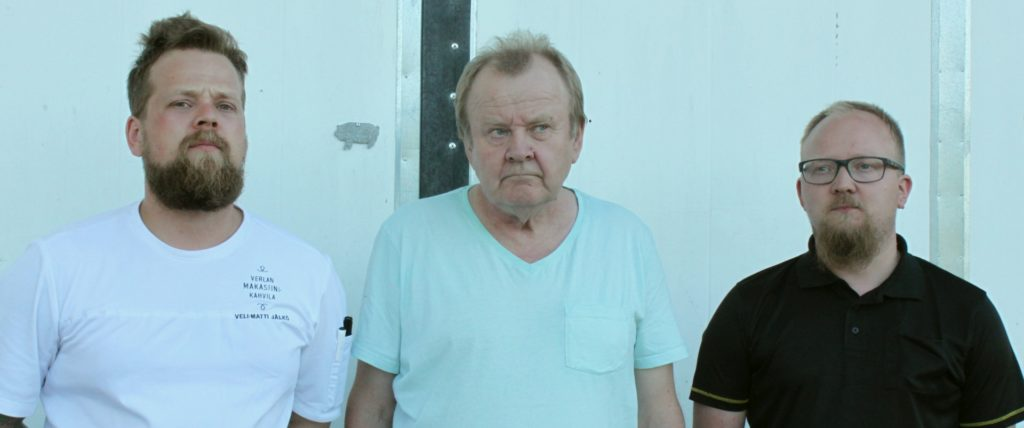 Jälkön perheessä vastuu on siirtynyt seuraavalle polvelle. Veli-Matti palasi 9 vuoden maailmalla olon jälkeen takaisin Jaalaan ja vastaa nyt leipomotoiminnasta ja Verlan Makasiinikahvilasta. Ville-Pekka otti hoitaakseen maanviljelyksen.