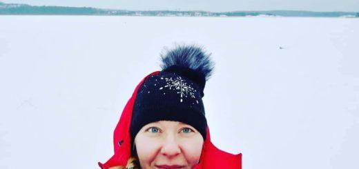Soile Tirri toivoo näkevänsä Laatokan jäillä norpan. Odotusta on kestänyt jo 20 vuotta.