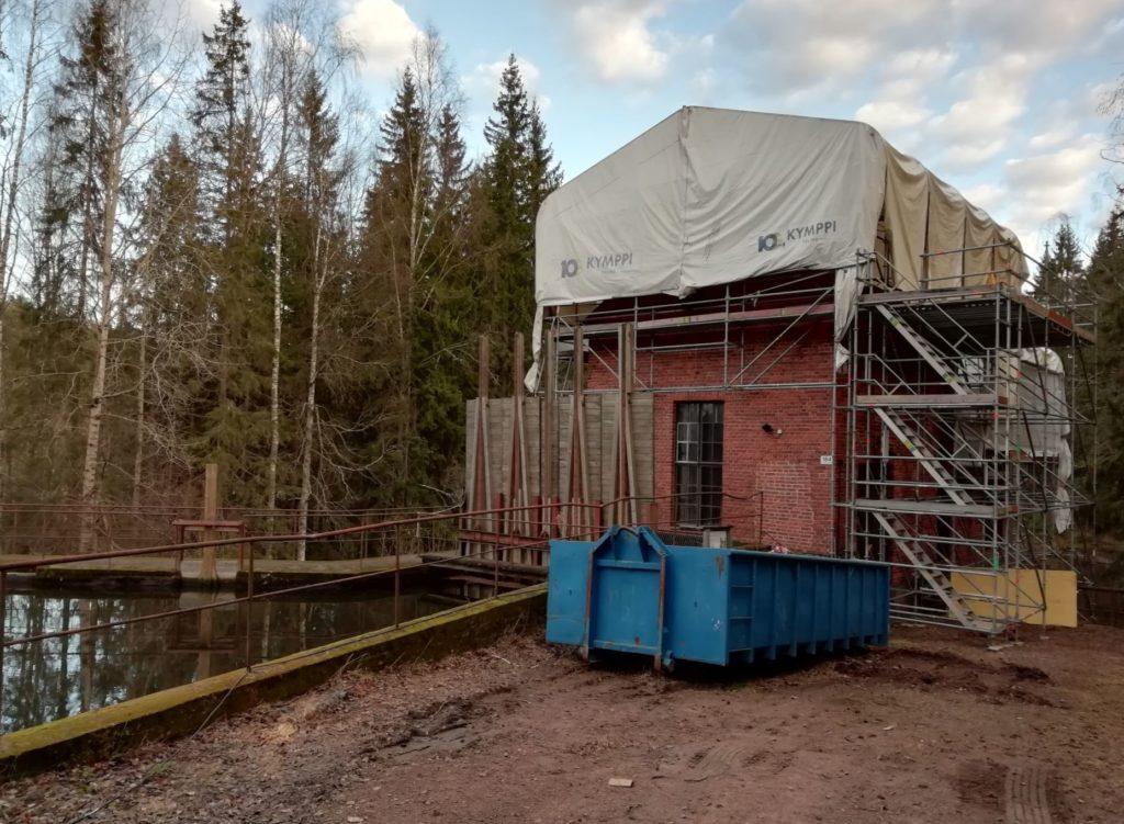 Museoitava Kangaskoski on tällä hetkellä remontissa, koski vapautuu Hiitolanjoessa ensi vuonna, seuraavina vuosina ovat vuorossa Lahnasenkoski ja Ritakoski. Kosket kuuluvat poikkeukselliseen jokireittiin, jonka pudotus Simpeleenjärvestä Laatokkaan on 18 metriä